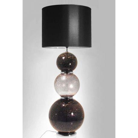 Luminaire montagne lustre lampe applique 4 le galetas - Grande lampe a bulle ...