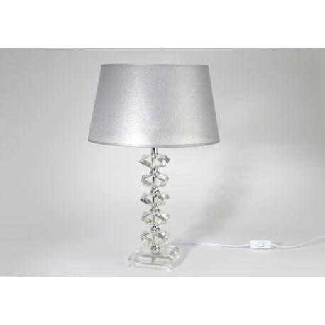 Lampe de table cristal H63
