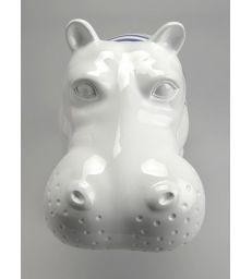 Hippopotame rayé