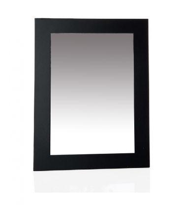 Cadre photo bois noir 20x30