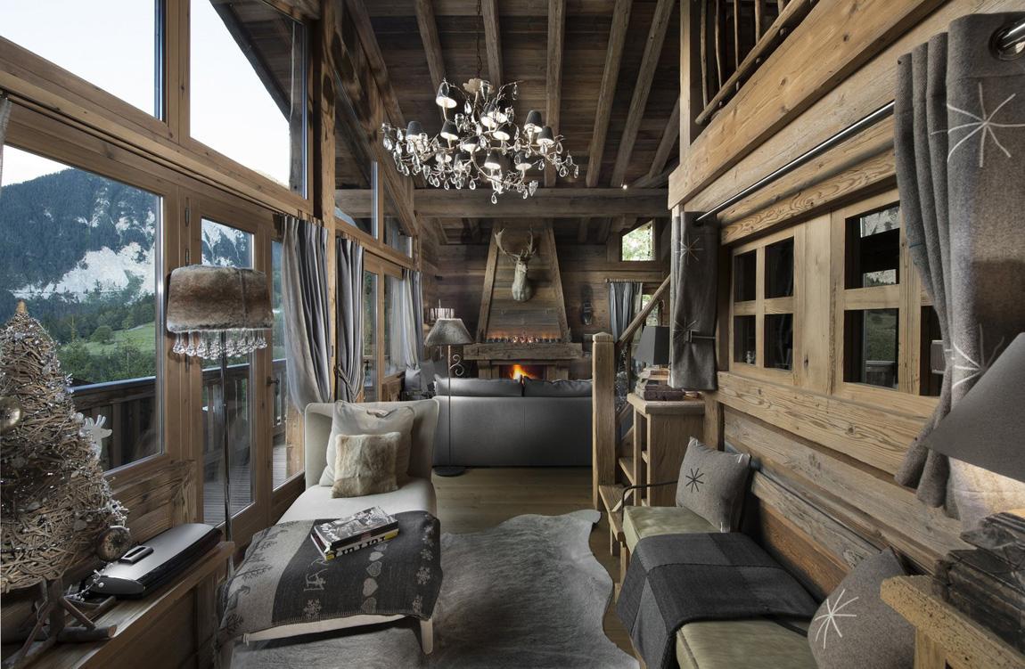 Architecture d 39 int rieur le galetas for Interieur frans