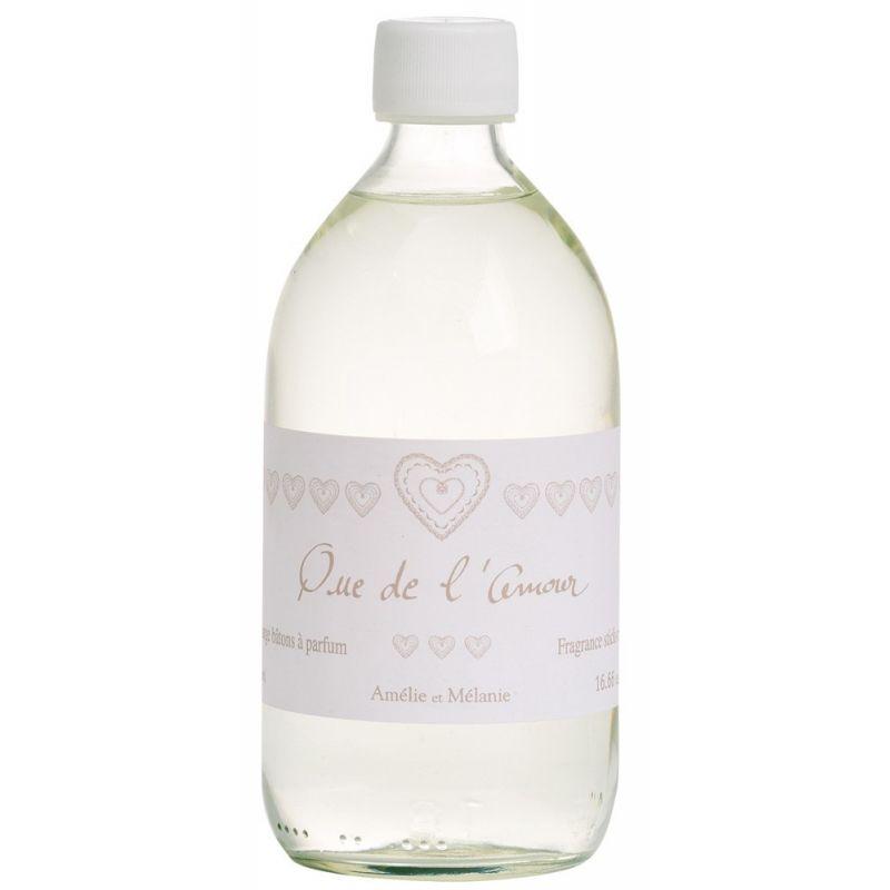 Bâtons à parfum 500ml recharge Que de l'amour