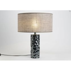 Lampe relief