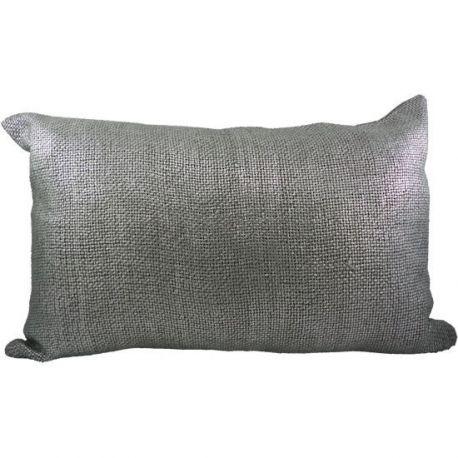 Coussin gris 40*60