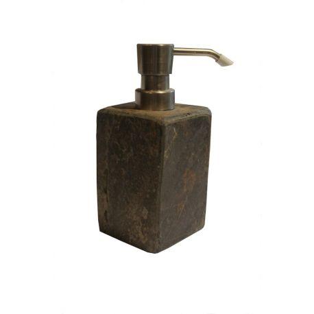 Distributeur de savon liquide Effet ardoise