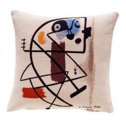 Housse de coussin déco Peinture, Miró 45*45