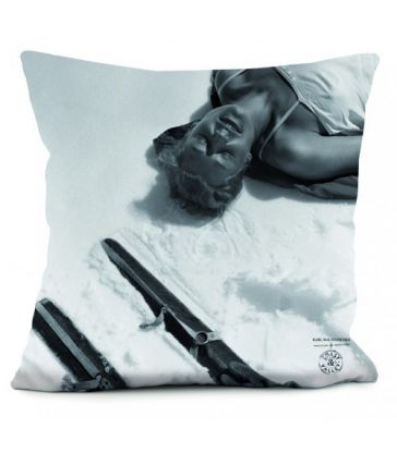 Coussin Ski break 40*40