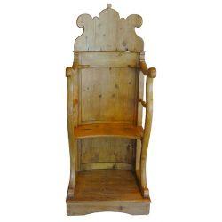 Chaise d'évêque
