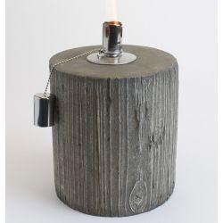 Lampe à huile tronc H29