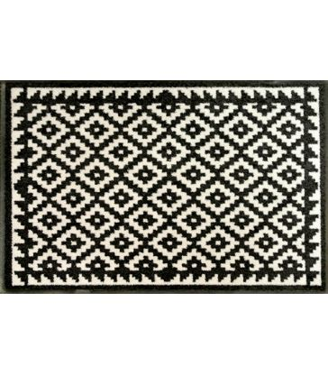 Tapis black and white 50*75