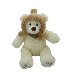 Petit ours blanc H30