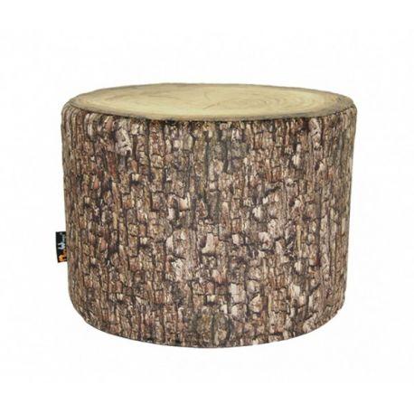 Pouf tronc d'arbre H30