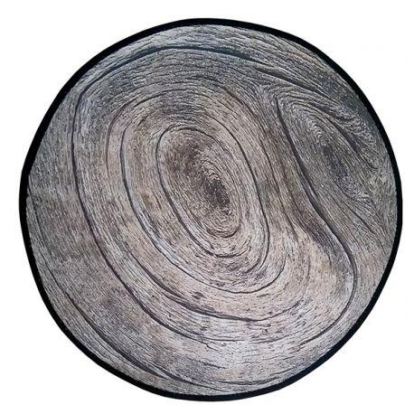 set de table bois cendré