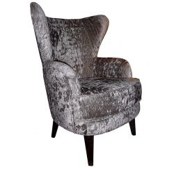 Fauteuil Oslo taupe