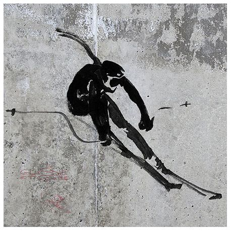 Toile Slalom