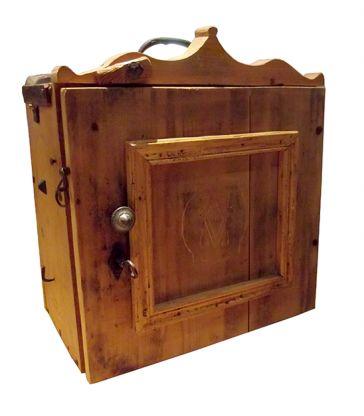Boîte de colporteur