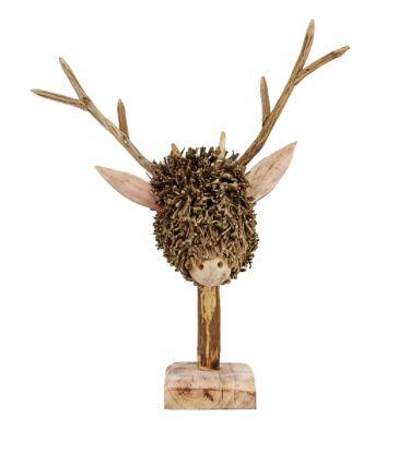 Trophée red stag