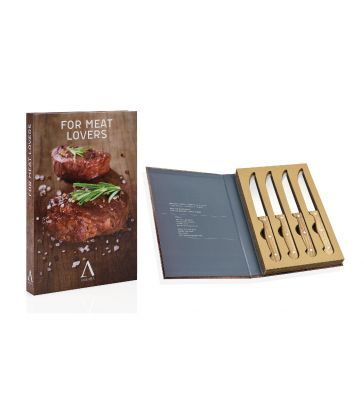 Set de 4 couteaux steak