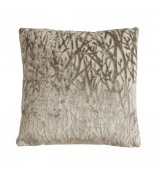 Coussin Charmille biscuit 42x42