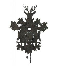 Horloge cerf H67.5