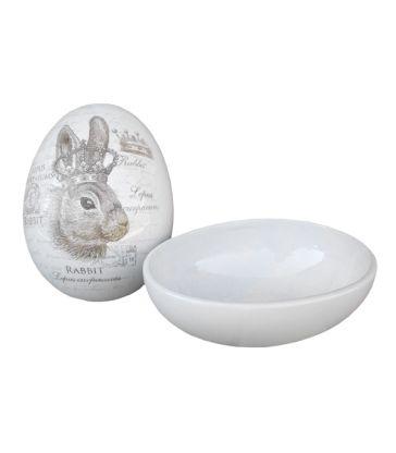 Bonbonnière lapin