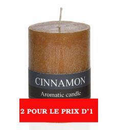 Bougie parfumée cannelle