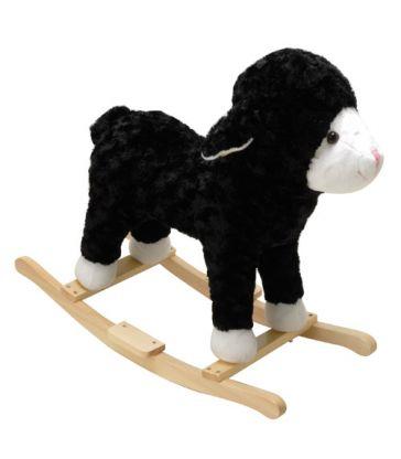 Balancoire Mouton Noir Pile