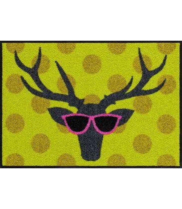 Tapis funky deer