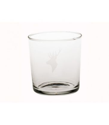 verre cerf 37 cl