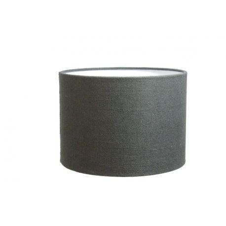 Abat-jour cylindrique anthracite 35*35*25