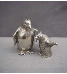 Sel & poivre pingouin