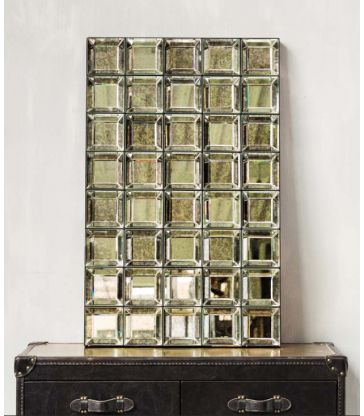 Miroir 40 compartiments