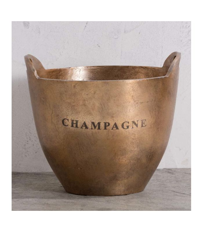 "Seau à Champagne ""Cuvée de Prestige"""