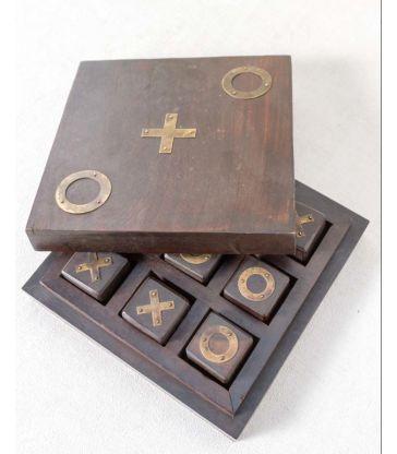 Boîte de jeu OXO