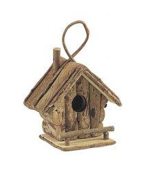 Nichoir maison bois