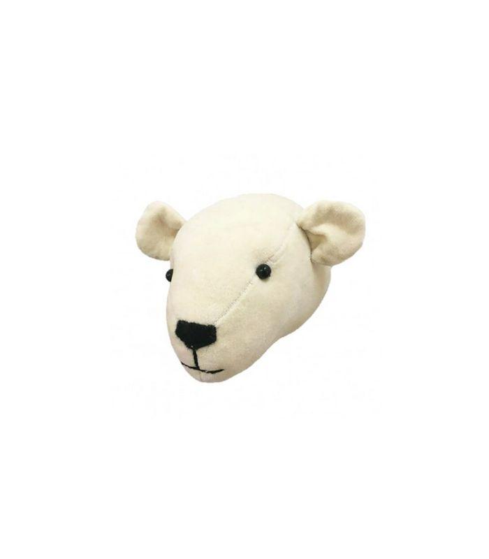 Trophée tête d'ours