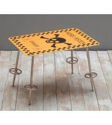 """Petite table """"Hors pistes"""""""
