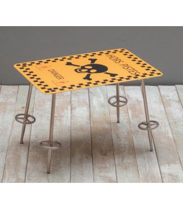 Petite table hors piste