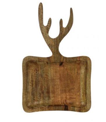 Planche à découper bois 45cm