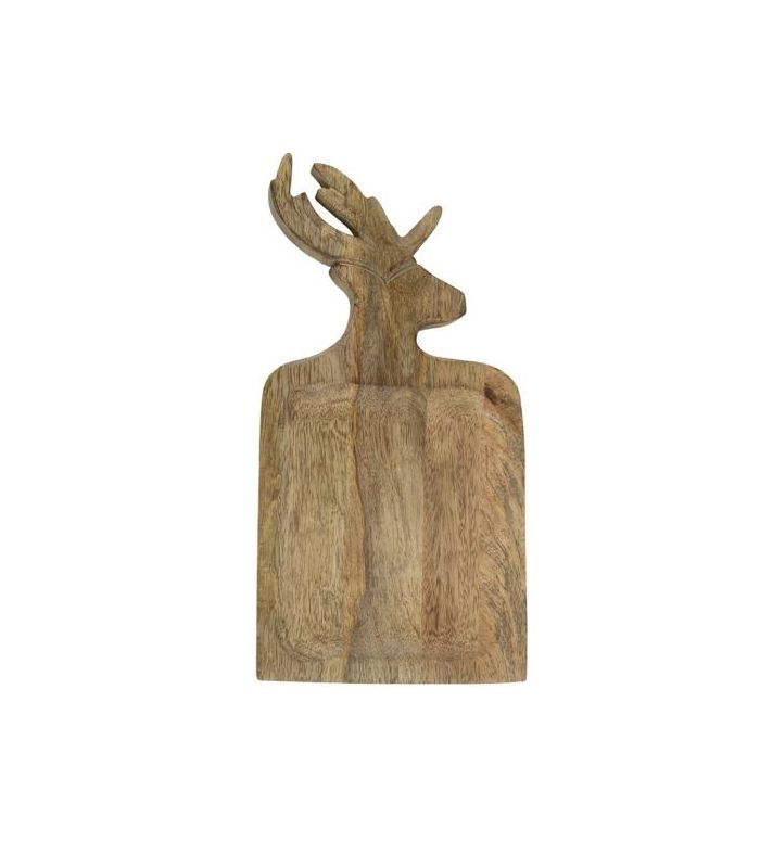Planche à découper bois 41cm
