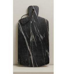 Planche à découper marbre noir