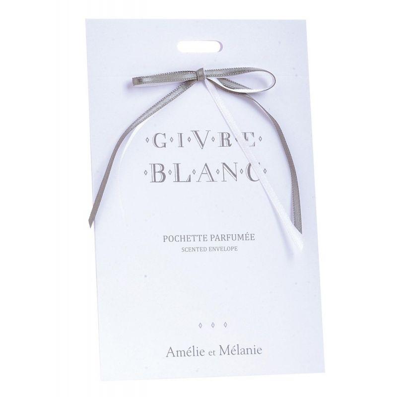 Pochette parfumée Givre Blanc